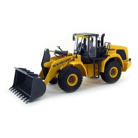 LASTMASKIN New Holland W300C