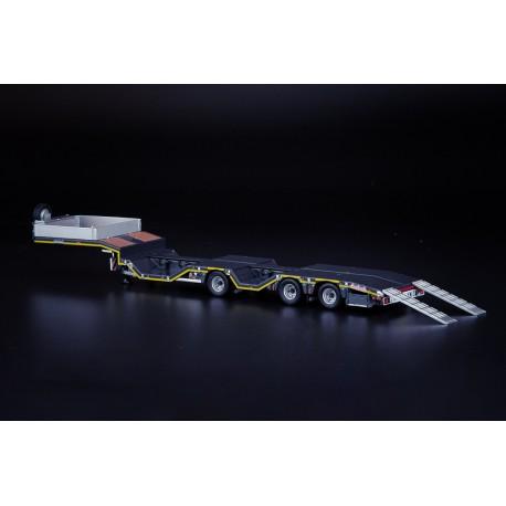 IMC 3 axlad semitrailer