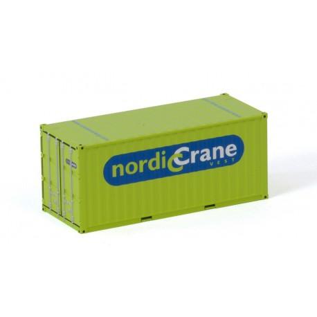 Nordic Crane Container